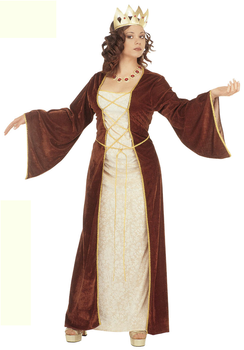 Medieval princess fancy dress costume medieval costume ladies