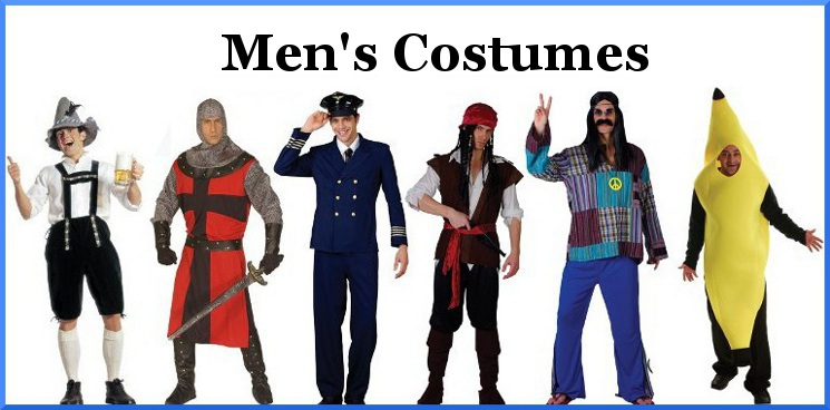 Men's Fancy Dress costumes