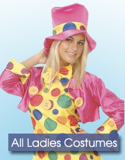 All Ladies Costumes