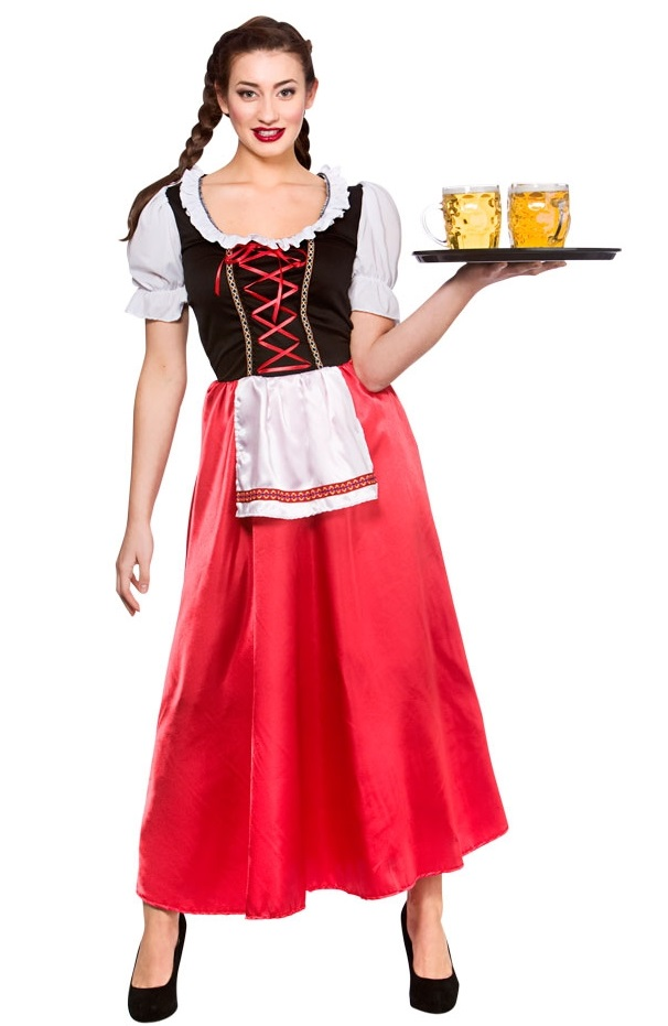 e17a1413184 Bavarian Beer Wench Costume (EF2198)