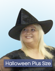 Halloween Plus Size Costumes
