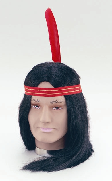 how to make sitting bull costume
