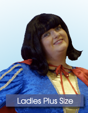 Ladies Plus Size Costumes