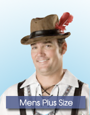Men's Plus Size Costumes