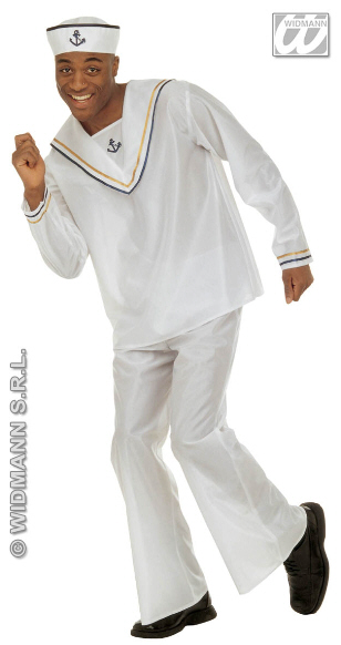 Sailor Boy Costumesailor costume - Men's Village People ...