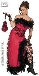 Saloon Madame Costume XL