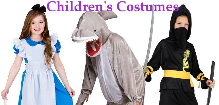 Children's Fancy Dress Costumes